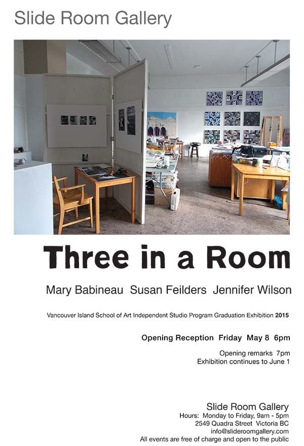 three in a room