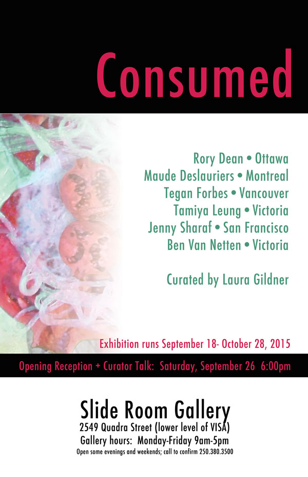 Consumed-Poster