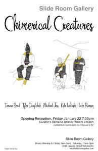 chimerical creatures v.2